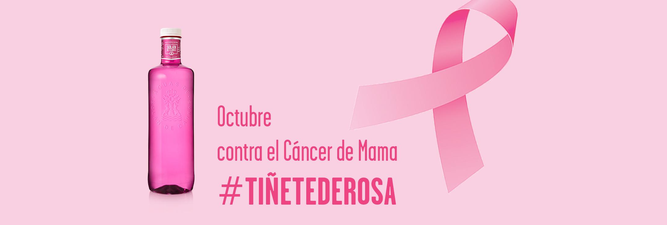 #TiñeteDeRosa