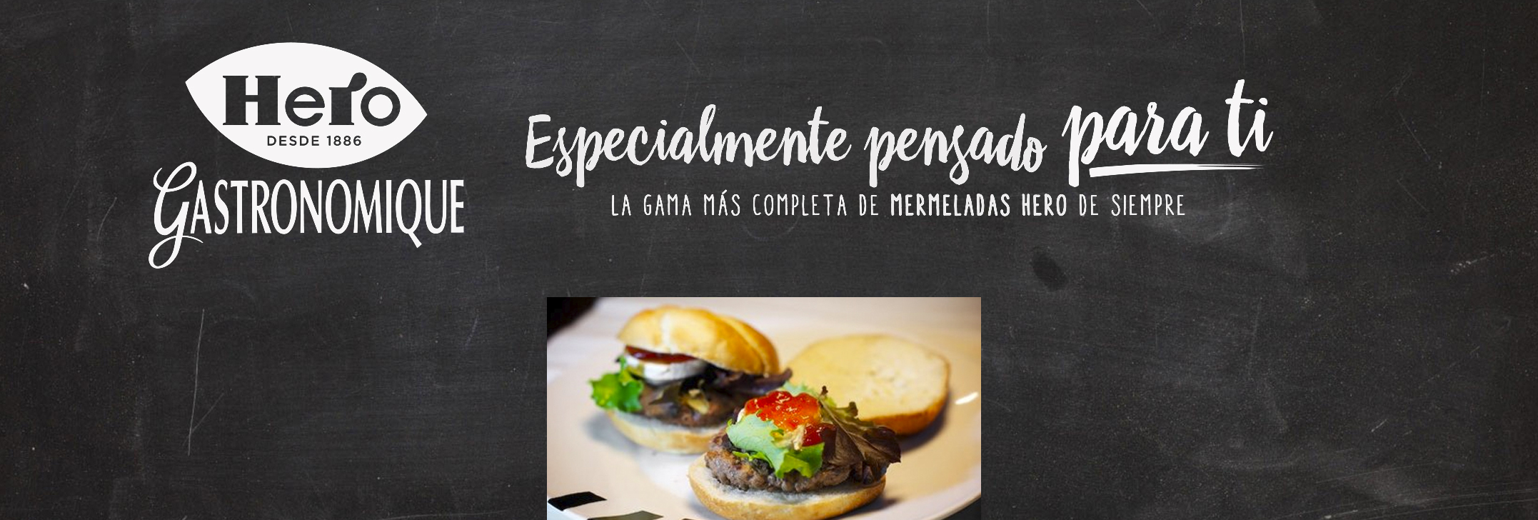 Hoy con Hero… Mini-Hamburguesas
