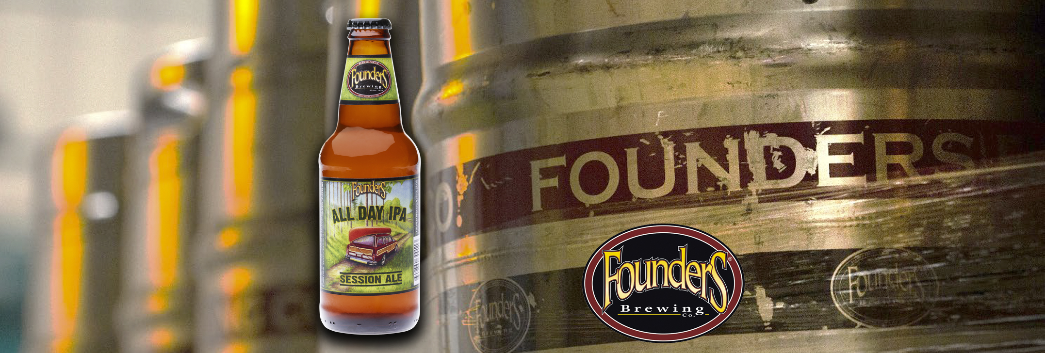 Llega All Day IPA de Founders Brewing