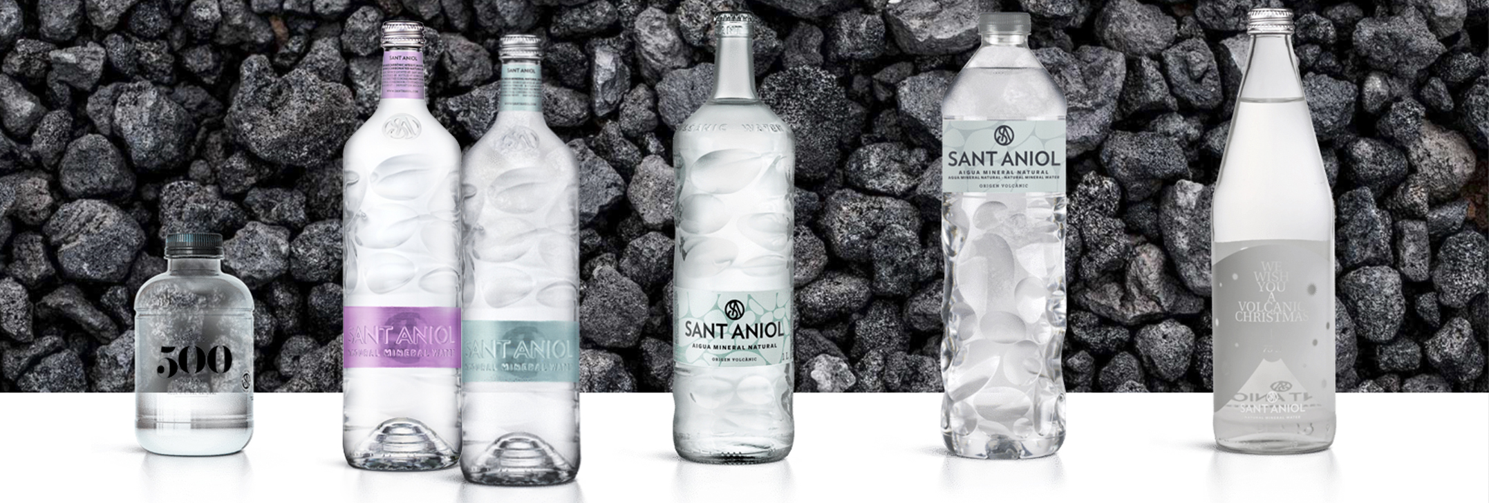 Sant Aniol, Agua Volcánica de la Garrotxa